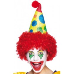 Chapeau clown enfant