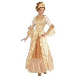 Costume de Princesse en Or...