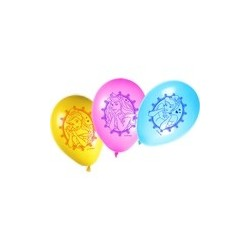 "Ballons ""Princesses Disney"" x8"