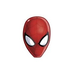 Masque Spiderman x6