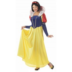 Costume Blanche Neige...