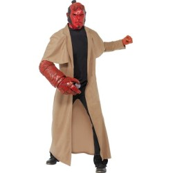 Costume de Hellboy (location)
