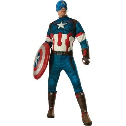 Costume de Captain America...
