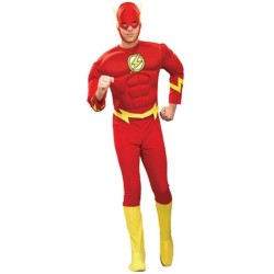 Costume de Flash (location)