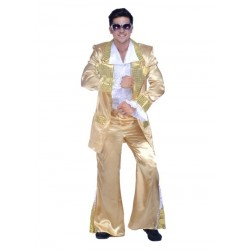Costume Roi du disco...