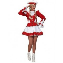 Costume majorette (location)