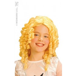 Perruque ange blond