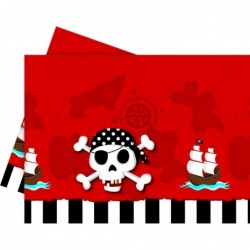 Nappe en plastique Pirate