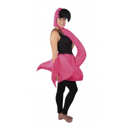 costume flamant rose